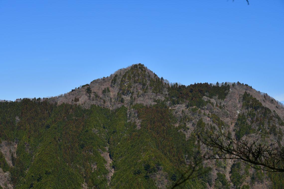 大岳山登山