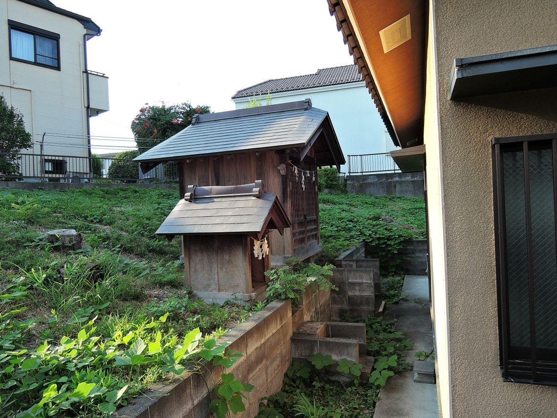 多摩市桜ケ丘 庚申神社