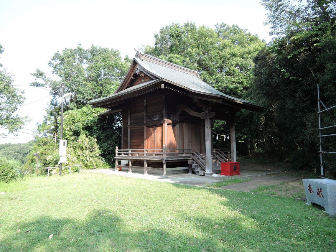 町田市小野路 浅間神社