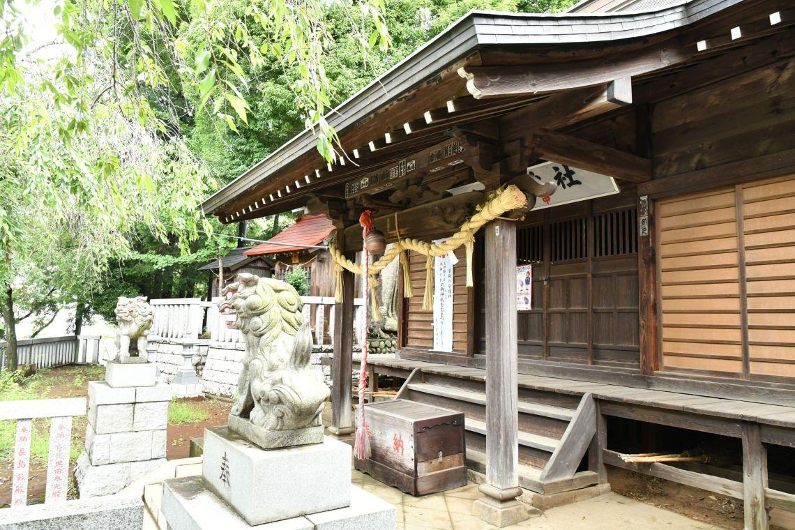 八王子市大塚 八幡神社