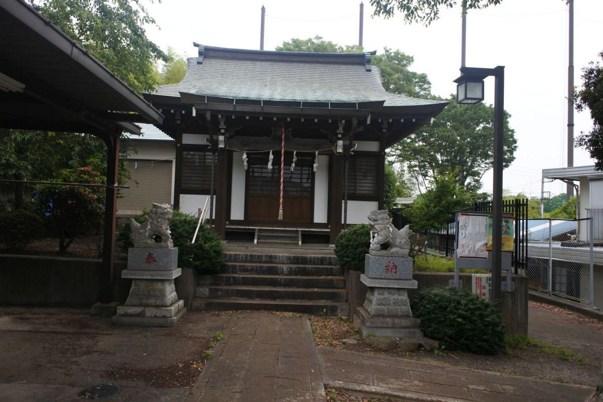 連光寺神社巡りコース(5.6km)