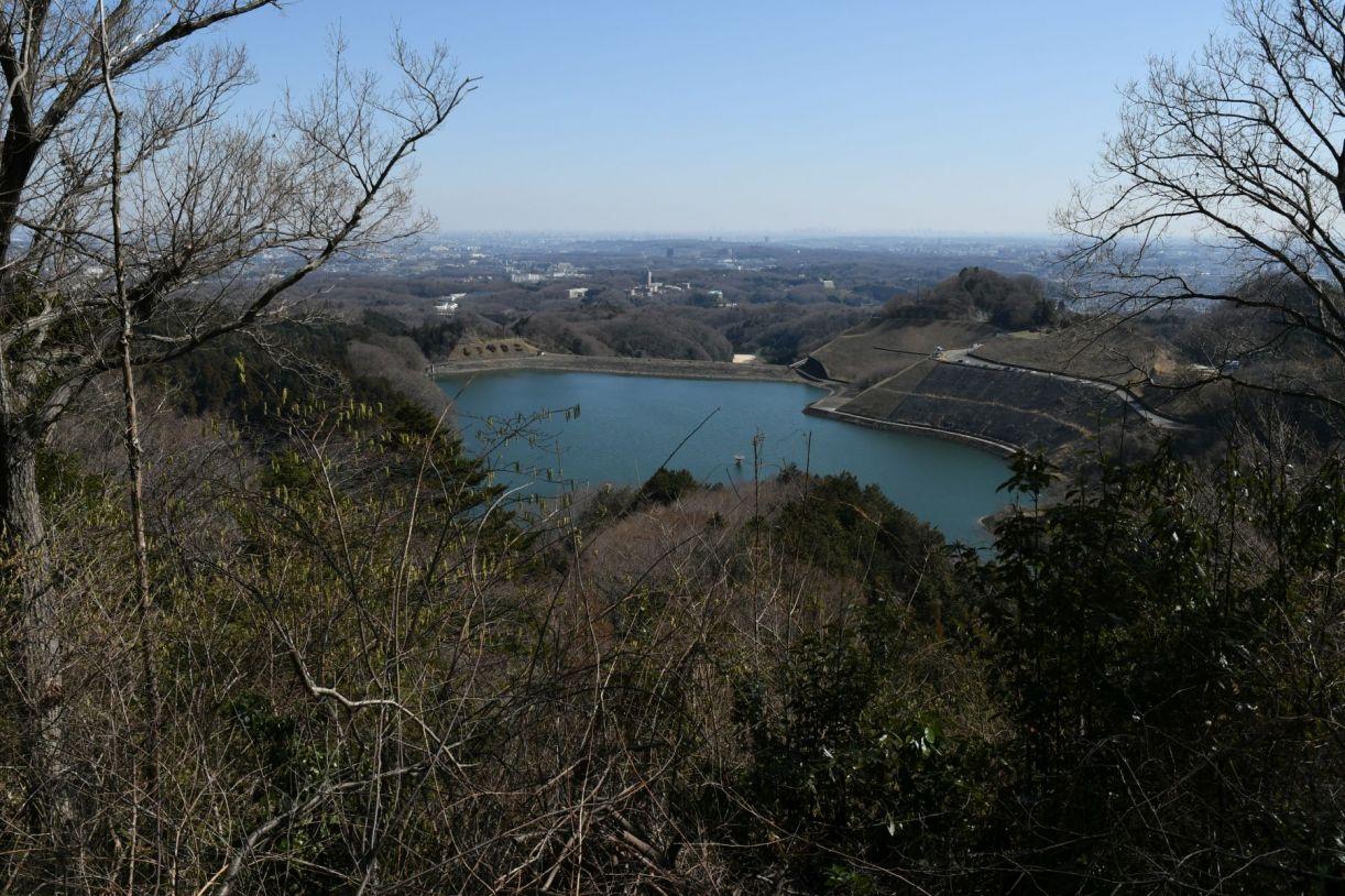 高尾~城山~城山湖