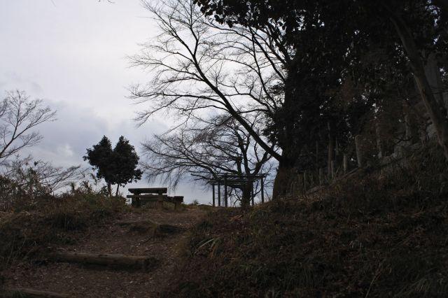 八王子城山