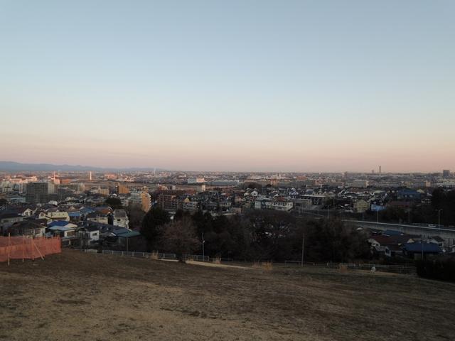 桜ヶ丘公園散策