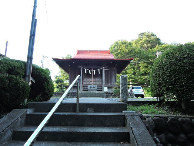多摩市愛宕 愛宕神社