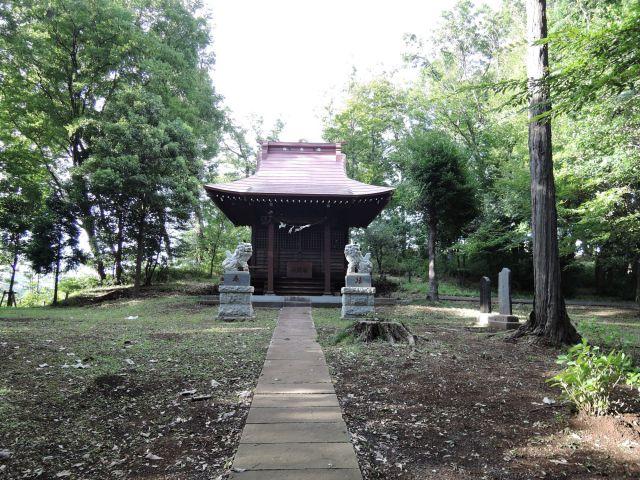 八王子市堀之内 愛宕神社