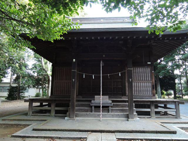 川崎市麻生区汁守神社