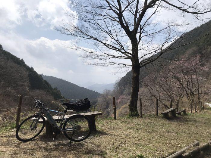 多摩市からのサイクリング