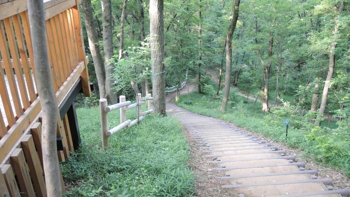 平山城址公園