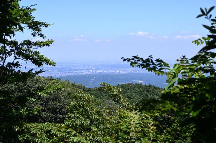 多摩市からはサイクリング登山 高明山 馬頭刈山