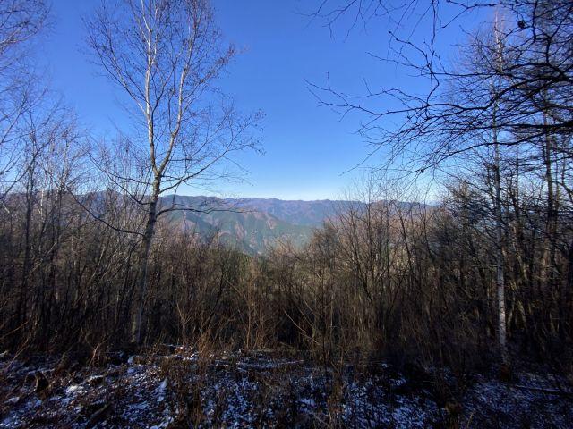 御前山山頂から展望2