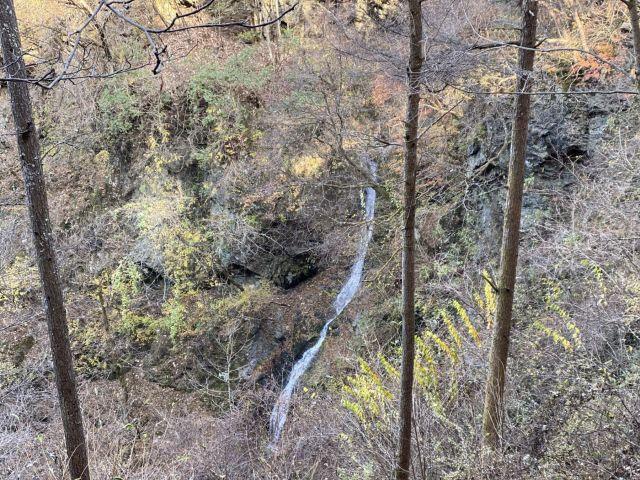 ゴハンギョウ滝